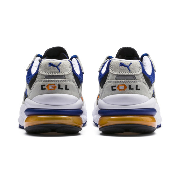 Cell Venom Men's Sneakers, Surf The Web-Puma White, large