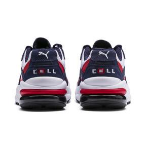 Thumbnail 4 of Cell Venom Sneaker, Peacoat-High Risk Red, medium