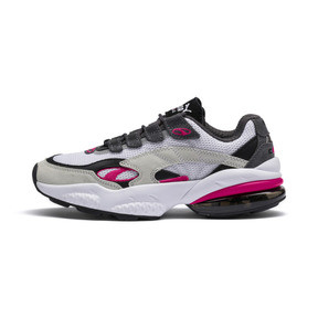 Thumbnail 1 of Basket Cell Venom, Puma White-Fuchsia Purple, medium