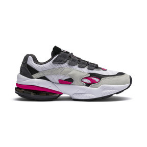 Thumbnail 6 of Basket Cell Venom, Puma White-Fuchsia Purple, medium