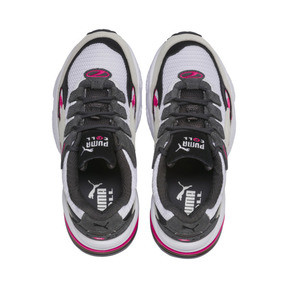 Thumbnail 7 of Basket Cell Venom, Puma White-Fuchsia Purple, medium