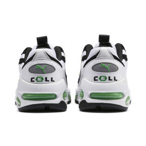 Thumbnail 4 of Cell Endura Trainers, Puma White-Classic Green, medium