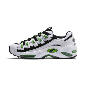 Thumbnail 1 of Cell Endura Trainers, Puma White-Classic Green, medium
