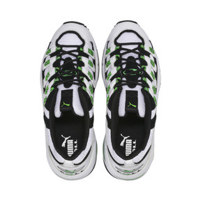 Thumbnail 7 of Cell Endura Trainers, Puma White-Classic Green, medium