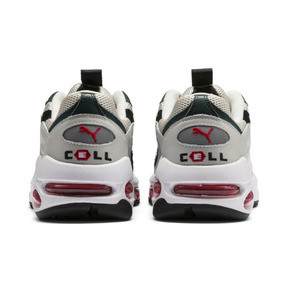Thumbnail 4 of CELL Endura Sneakers, Glacier Gray-High Risk Red, medium