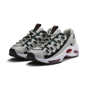 Thumbnail 5 of CELL ENDURA スニーカー, Glacier Gray-High Risk Red, medium-JPN