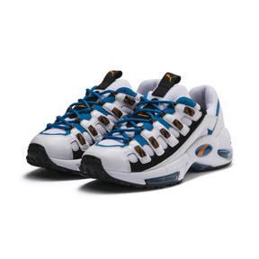 Thumbnail 2 of Cell Endura Trainers, Puma White-Indigo Bunting, medium