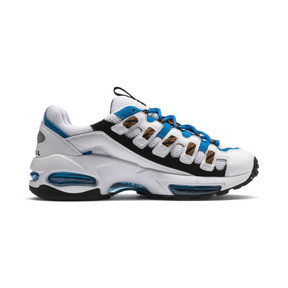 Thumbnail 5 of Cell Endura Trainers, Puma White-Indigo Bunting, medium