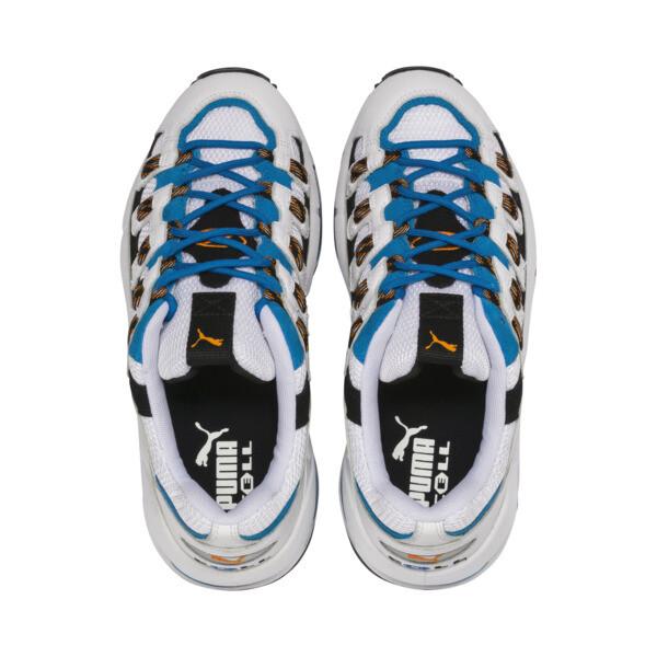 Cell Endura Sneaker, Puma White-Indigo Bunting, large
