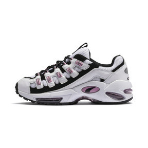 Thumbnail 1 of Cell Endura Trainers, Puma White-Pale Pink, medium