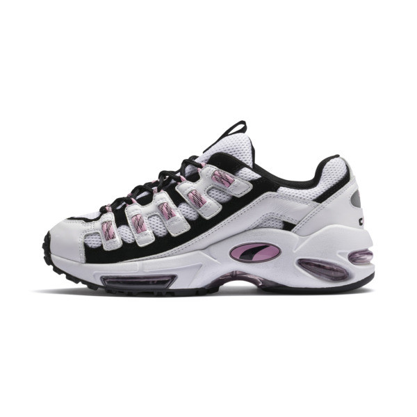 Cell Endura Sneaker, Puma White-Pale Pink, large
