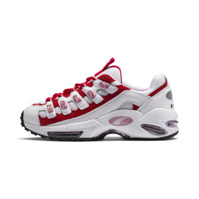 Thumbnail 1 of Cell Endura Trainers, Puma White-Hibiscus, medium