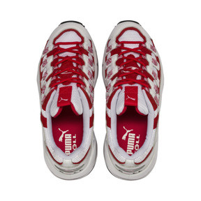 Thumbnail 7 of Cell Endura Trainers, Puma White-Hibiscus, medium