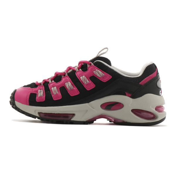 CELL ENDURA スニーカー, Puma Black-Fuchsia Purple, large-JPN