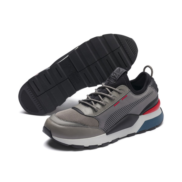 RS-0 TRACKS Sneaker, Charcoal Gray-Puma Black, large