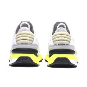Miniatura 4 de RS-0 Tracks, Puma White-Fizzy Yellow, mediano