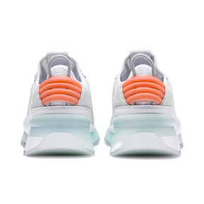 Thumbnail 3 van RS-0 TRACKS sneakers, Glacier Gray-Puma White, medium