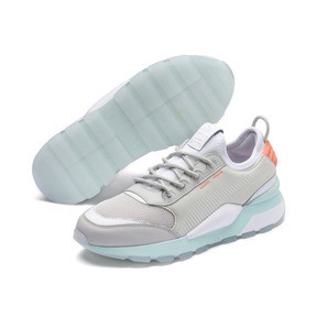 Thumbnail 2 van RS-0 TRACKS sneakers, Glacier Gray-Puma White, medium