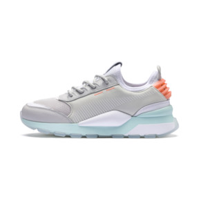 Thumbnail 1 van RS-0 TRACKS sneakers, Glacier Gray-Puma White, medium
