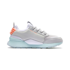 Thumbnail 5 van RS-0 TRACKS sneakers, Glacier Gray-Puma White, medium