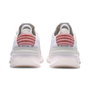 Thumbnail 3 of RS-0 TRACKS Trainers, Puma White-Marshmallow, medium