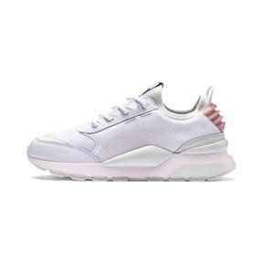 Thumbnail 1 of RS-0 TRACKS Trainers, Puma White-Marshmallow, medium
