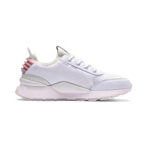 Thumbnail 5 of RS-0 TRACKS Trainers, Puma White-Marshmallow, medium