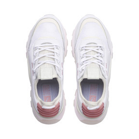 Thumbnail 6 of RS-0 TRACKS Trainers, Puma White-Marshmallow, medium