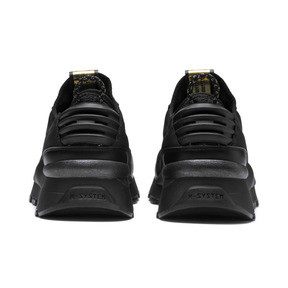 Thumbnail 4 of RS-0 Trophy Trainers, Puma Black-Puma Black, medium