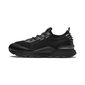 Thumbnail 1 of RS-0 Trophy Trainers, Puma Black-Puma Black, medium