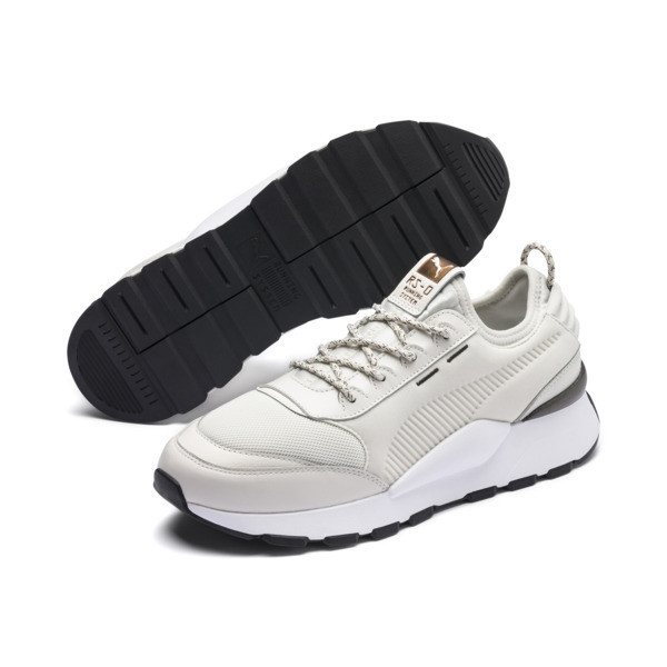 Basket RS-0 Trophy, Vaporous Gray-Puma White, large