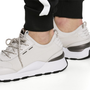 Thumbnail 3 of RS-0 Trophy Trainers, Vaporous Gray-Puma White, medium