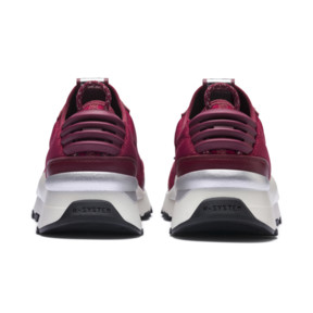 Thumbnail 3 of RS-0 Trophy Trainers, Cordovan-Vaporous Gray, medium