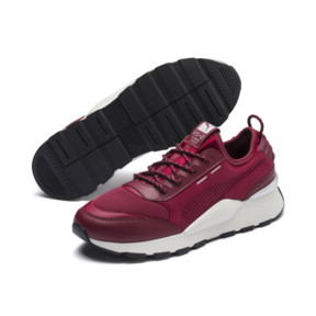 Thumbnail 2 of RS-0 Trophy Trainers, Cordovan-Vaporous Gray, medium
