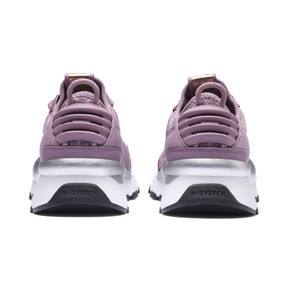 Thumbnail 3 of RS-0 Trophy Trainers, Elderberry-Puma White, medium