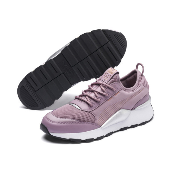 Zapatillas RS-0 Trophy, Elderberry-Puma White, grande