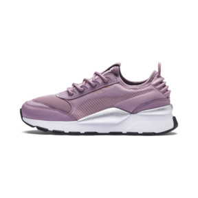 Thumbnail 1 of RS-0 Trophy Trainers, Elderberry-Puma White, medium