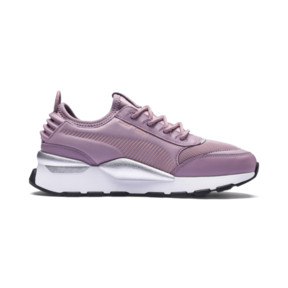 Thumbnail 5 of RS-0 Trophy Trainers, Elderberry-Puma White, medium