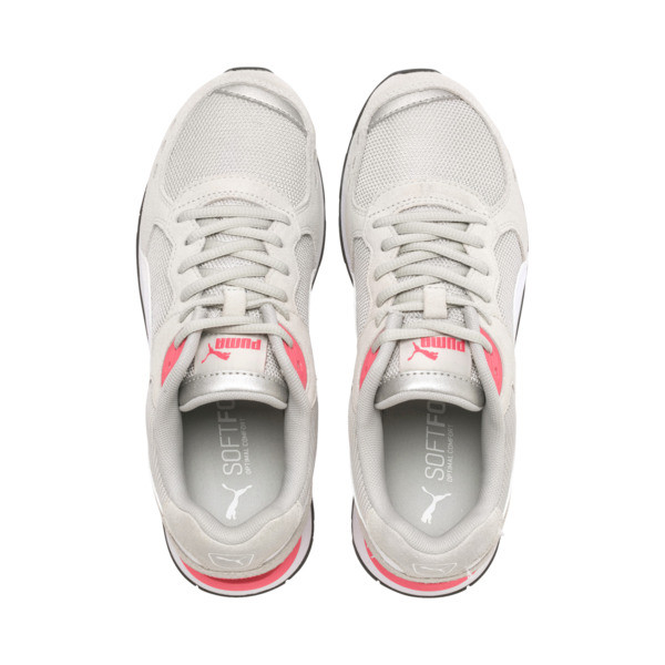 Zapatos deportivos Vista, Gray Violet-Puma White, grande