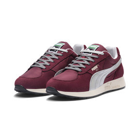 Thumbnail 2 of RS-1 Trainers, Cordovan-Puma Silver, medium