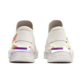 Thumbnail 4 of Muse 2 EOS Trailblazer Metallic Women's Sneakers, Silver Gray-Silver Gray, medium