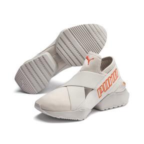 Thumbnail 2 of Muse 2 EOS Trailblazer Metallic Women's Sneakers, Silver Gray-Silver Gray, medium