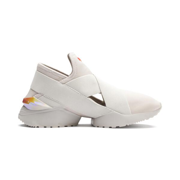Muse 2 EOS Trailblazer Metallic Women's Sneakers, Silver Gray-Silver Gray, large