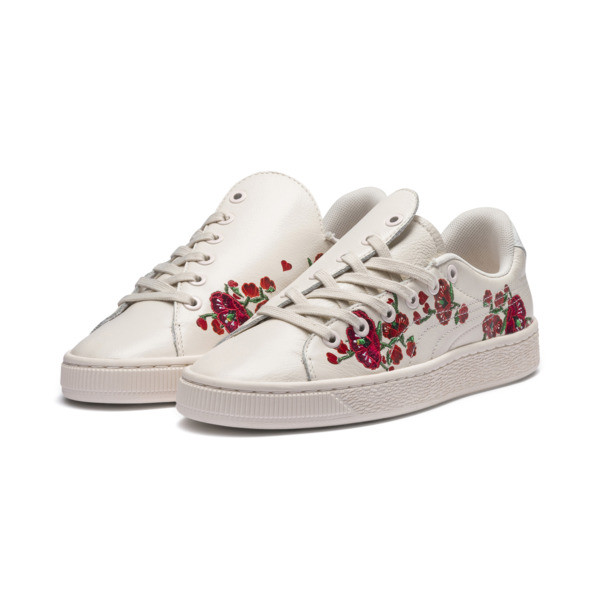"PUMA x SUE TSAI ""Cherry Bombs"" Women's Shoes, Powder Puff-Powder Puff, large"