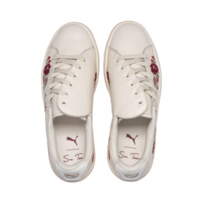 Thumbnail 7 of PUMA x SUE TSAI BASKET 'CHERRY BOMBS' WOMEN'S, Powder Puff-Powder Puff, medium-JPN