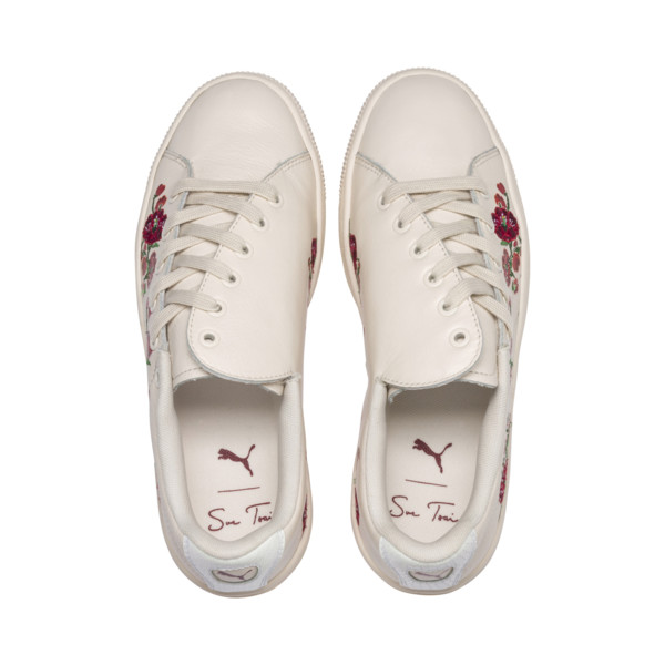 PUMA x SUE TSAI BASKET 'CHERRY BOMBS' WOMEN'S, Powder Puff-Powder Puff, large-JPN