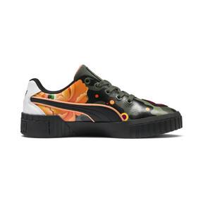 Thumbnail 6 of PUMA x SUE TSAI Cali Peonies Camo Women's Sneakers, Puma Black-Puma Black, medium