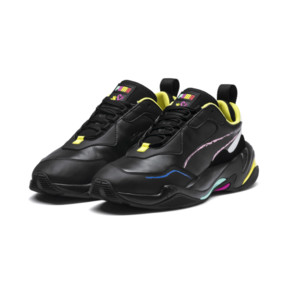 Thumbnail 3 of PUMA x BRADLEY THEODORE Thunder Trainers, Puma Black, medium