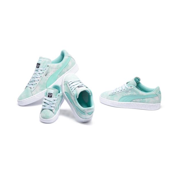 PUMA x DIAMOND SUPPLY CO. Suede Sneakers, Diamond Blue-Diamond Blue, large