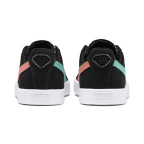 Thumbnail 4 of PUMA x DIAMOND SUPPLY Clyde Shoes, Puma Black-Diamond Blue, medium